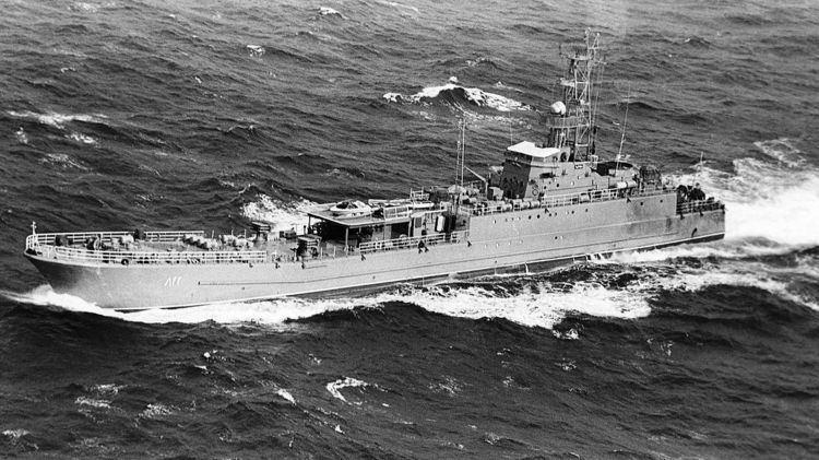 Polnocny-class landing ship