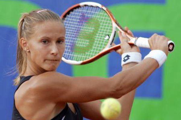 Polona Hercog WTA Beijing Hercog beat Ivanovic in straight sets