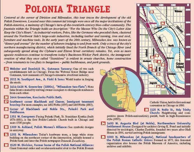 Polonia Triangle The Labor Trail