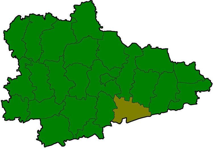 Polovinsky District