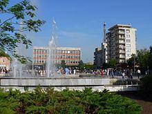 Polski Trambesh Municipality httpsuploadwikimediaorgwikipediacommonsthu