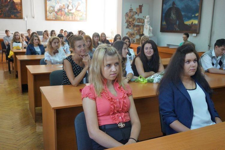 Poltava National Technical University PoltNTU educates true patriots