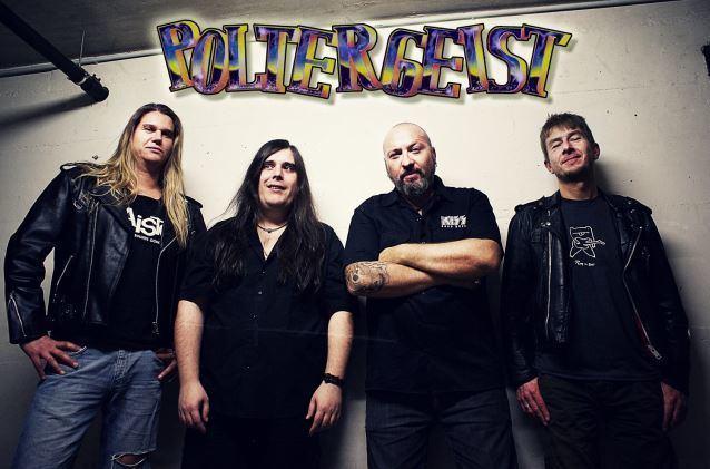 Poltergeist (band) Swiss Thrashers Poltergeist Are Back Blabbermouthnet