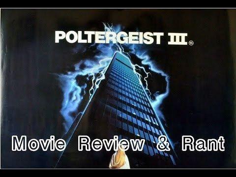 Poltergeist III movie scenes Poltergeist III 1988 Movie Review Rant