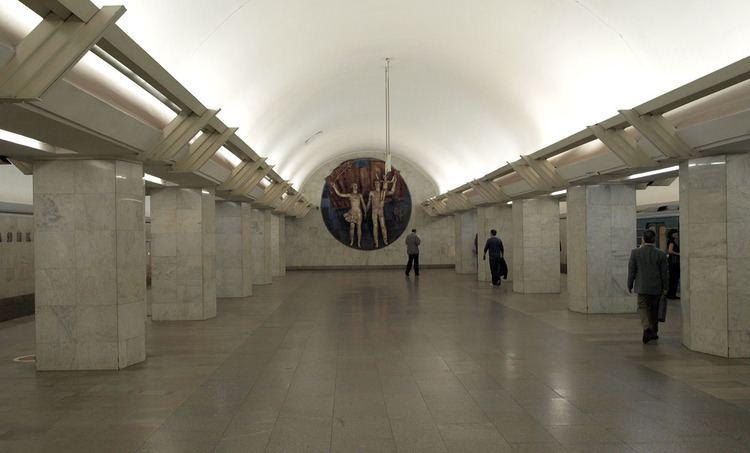 Polyanka (Moscow Metro)