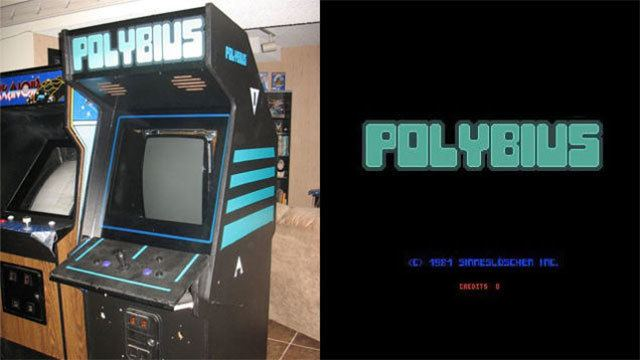 Polybius The Crazy Urban Legend of the Killer Arcade Machine