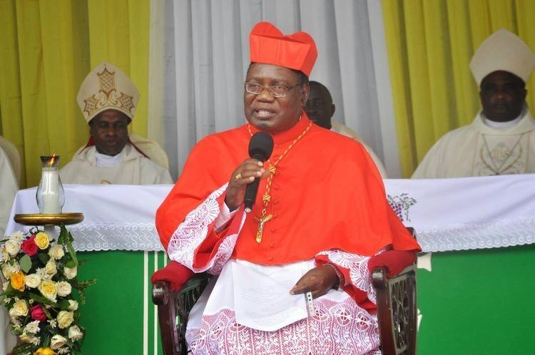 Polycarp Pengo Banzi wa Moro Cardinal Polycarp Pengo