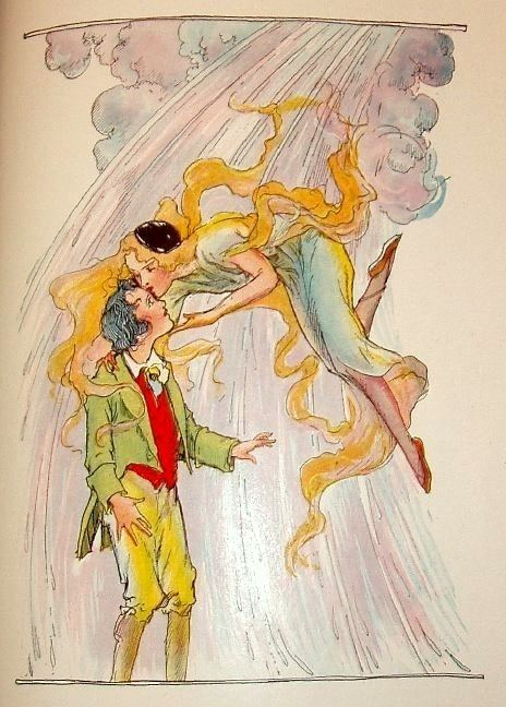 Polychrome (Oz) Magician of Oz Polychrome Daughter of the Rainbow and a Fairy of