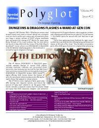 Polyglot (webzine)