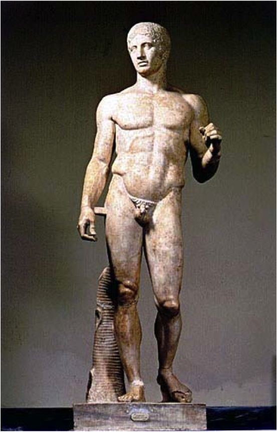 polyclitus sculpture