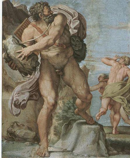 Polyphemus The Cyclops Polyphemus Greek Legends and Myths