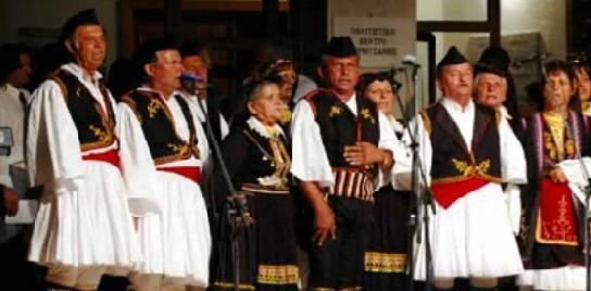 Polyphonic song of Epirus