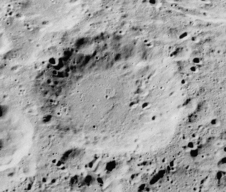 Polzunov (crater)
