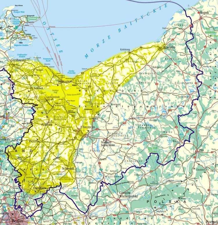 Pomerania Euroregion Tourpl