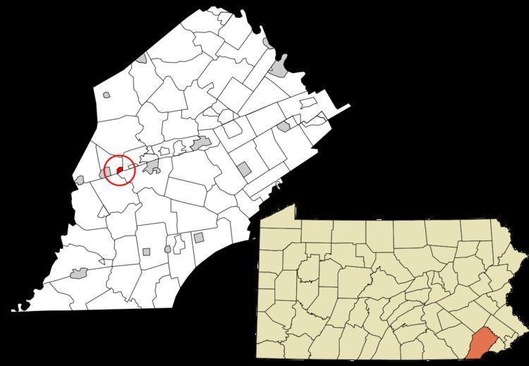 Pomeroy, Pennsylvania