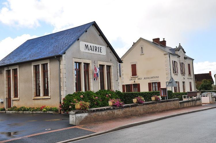Pommiers, Indre