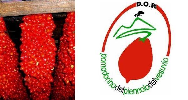 Pomodorino del Piennolo del Vesuvio Prodotti tipici italiani Pomodorino del Piennolo del Vesuvio DOP