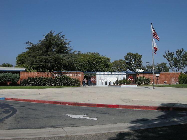 Pomona High School (Pomona, California)