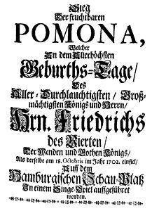 Pomona (opera) httpsuploadwikimediaorgwikipediacommonsthu