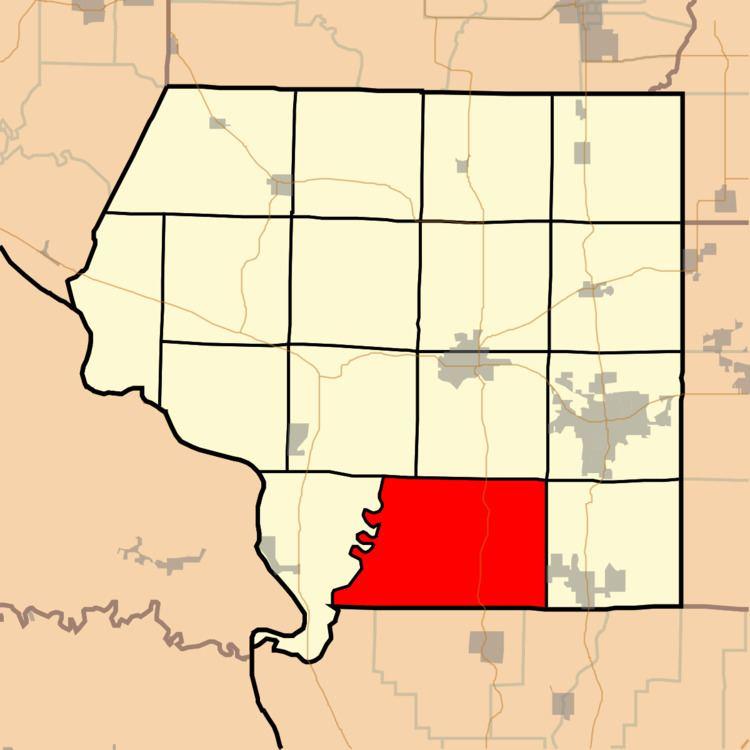 Pomona Township, Jackson County, Illinois