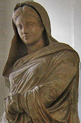 Pompeia Paulina wwwvromaorgimagesraiaimageswomanveiled2jpg