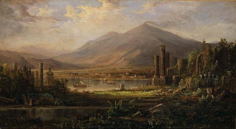 Pompeii Beautiful Landscapes of Pompeii