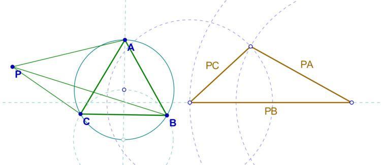 Pompeiu's theorem