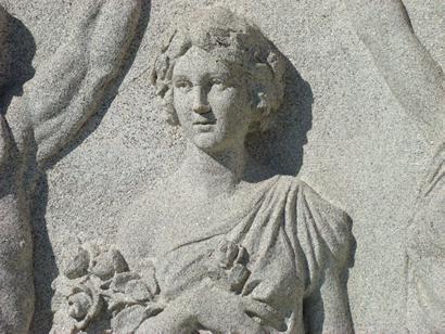 Pompeo Coppini Queen of the Sea by Pompeo Coppini Corpus Christi Texas