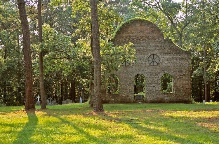 Pon Pon Chapel Pon Pon Chapel of Ease South Carolina National Heritage Corridor