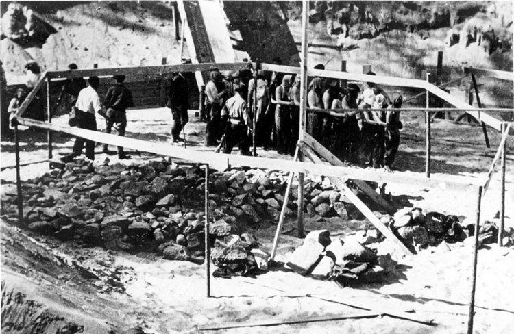 Ponary massacre Ponary Vilna During the Holocaust The Jerusalem of Lithuania