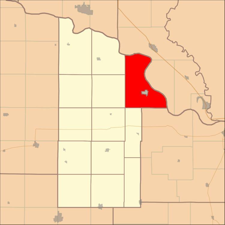 Ponca Township, Dixon County, Nebraska