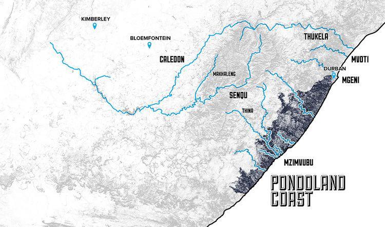 Pondoland Journey of Water Pondoland Coast