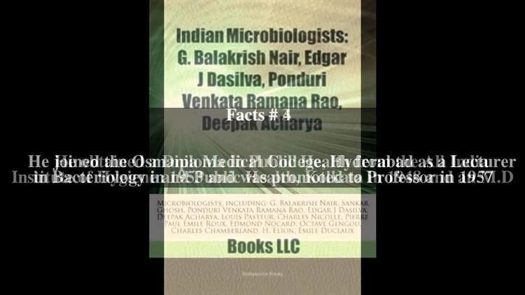 Ponduri Venkata Ramana Rao Ponduri Venkata Ramana Rao Top 9 Facts YouTube