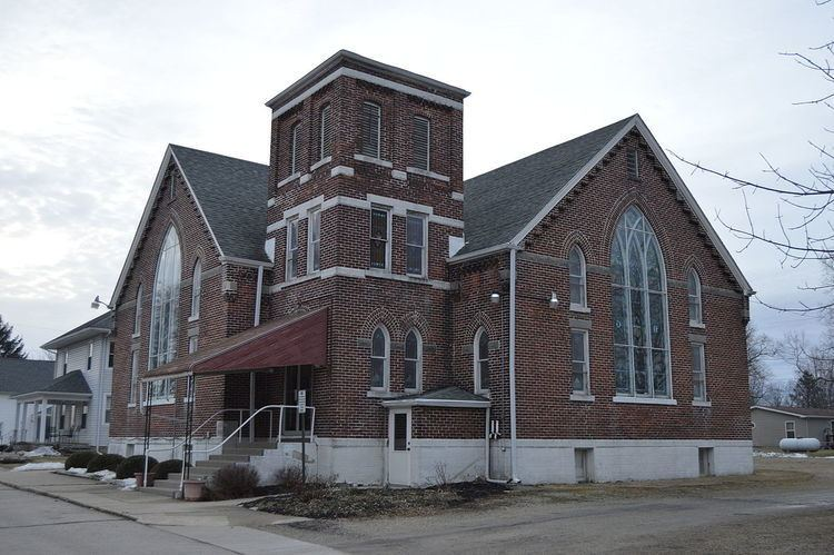 Poneto, Indiana