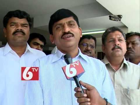 Ponguleti Srinivas Reddy 6TV Face to Face Interview with YSR Congress Leaader Ponguleti