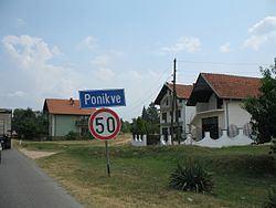 Ponikve (Golubac) httpsuploadwikimediaorgwikipediacommonsthu