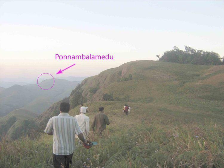 Ponnambalamedu ponnambalamedu map CoLoRs Of LiFe