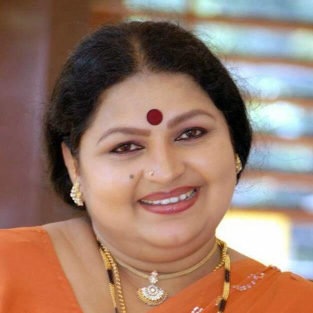 Ponnamma Babu Babu Actress Profile and Biography