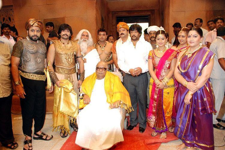 Ponnar Shankar (film) Chennai365 Ponnar Shankar Movie On Location Stills
