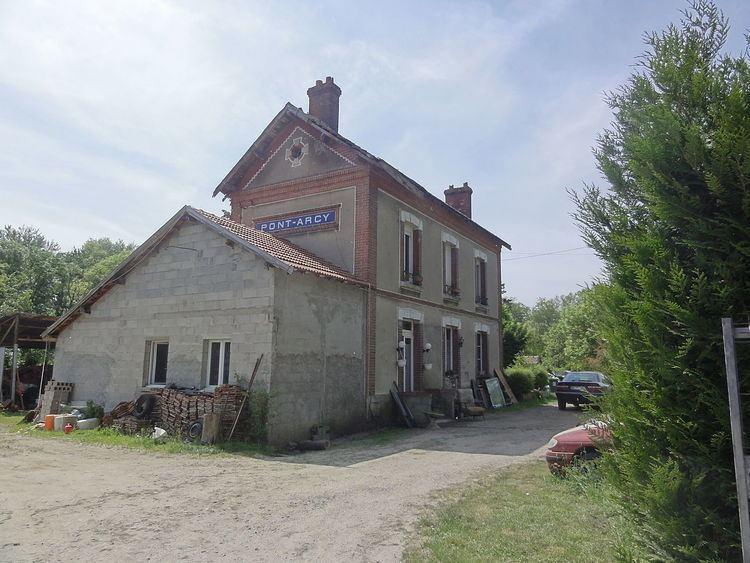 Pont-Arcy
