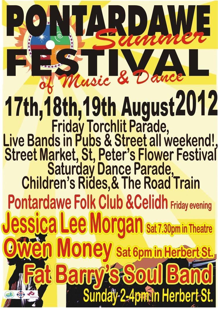 Pontardawe Festival pontardaweorgwebwpcontentuploads201207summ