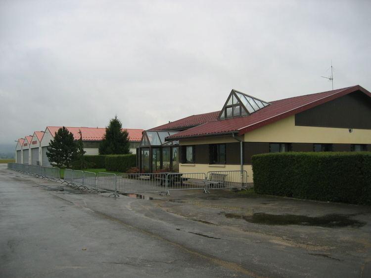Pontarlier Airport