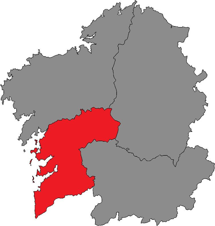 Pontevedra (Parliament of Galicia constituency)