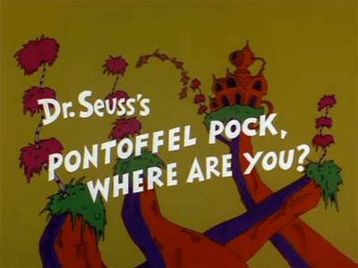 Pontoffel Pock, Where Are You? Pontoffel Pock What the FOCKquot Revisiting the