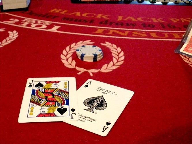 Pontoon (card game)