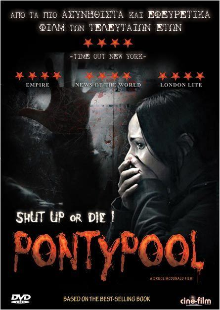 Pontypool (film) The Shallow End of The Pontypool Drinkin Drivein