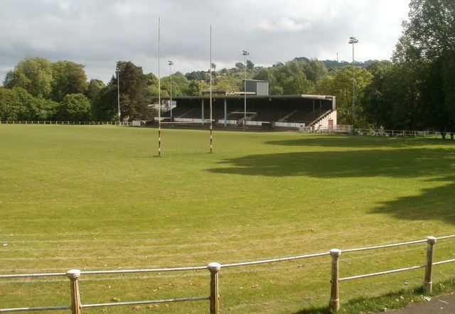 Pontypool Park Pontypool Park rugby ground Jaggery Geograph Britain and Ireland