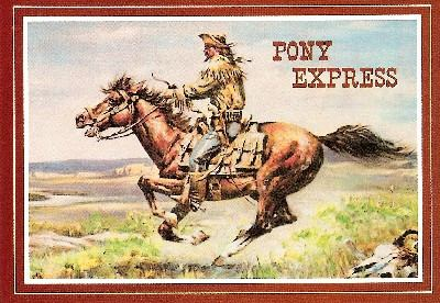 Pony Express 1000 images about Pony Express Rustic on Pinterest Graphic novels