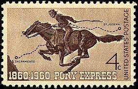 Pony Express Pony Express Wikipedia