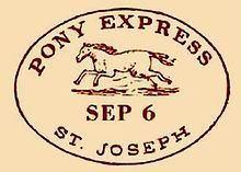 Pony Express httpsuploadwikimediaorgwikipediacommonsthu